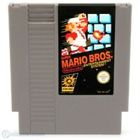 Nintendo NES Spiel - Super Mario Bros. 1 PAL-B Modul