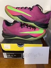 Authentic Kobe 8 System Mambacurial Size 8.5