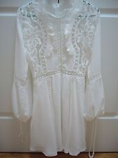 BRAND NEW WHITE LACE DRESS MADE IN KOREA
