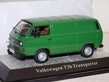 VOLKSWAGEN T3B VW TRANSPORTER GREEN PREMIUM CLASSIXXS LIM. 13000 1/43