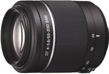 New Sony DT 55-200mm f/4-5.6 SAM Lens for Sony A-mount