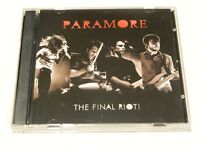 Paramore The Final Riot CD/DVD
