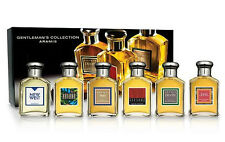 Aramis Gentlemen Collection By Aramis-6Pc Minature Gift Set-0.25oz/7ml-Brand New
