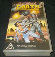THIS ISLAND EARTH VHS PAL