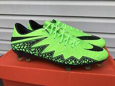 Nike Hypervenom Phinish FG  Soccer Cleats GREEN 749901 307 Sz 11 New In Box ACC