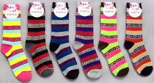 Women  Fashion Socks 6 Pairs Lot   ( Hs501  ^)