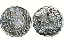 More details for william i 1st two sceptre type penny, b.m.c 4 (s1253) vf norman coin, rare.