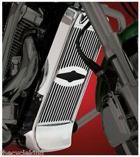 Honda VTX1800 C/F/R/N/S/T - Chrome Steel Celestar Radiator Grille