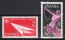 Spain - 1956 Express mail stamps - Mi. 1071-72 MNH