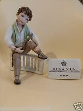 Sibania - Filippo Sibania - Scultura Porcellana Sibania - Statuina Sibania