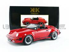 KK SCALE MODELS 1/18 - PORSCHE 911 SPEEDSTER - 1989 - 180451R