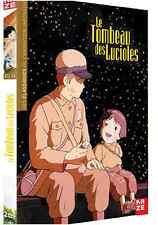 Edition Collector FNAC 2 dvd Le Tombeau des Lucioles Takahata Kazé Classiques !