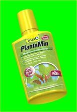 Tetra plantamin 250 ml Fertilizer for Aquarium Plants with Depot Effect