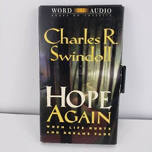 Hope Again by Swindoll, Charles R.  Word AudioBook Cassette