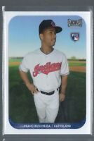 2018 TOPPS ARCHIVES SNAPSHOTS FRANCISCO MEJIA SSP ROOKIE RC INDIANS AS-FM