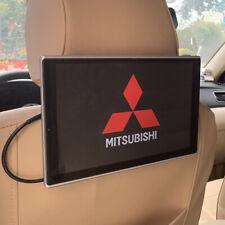 Mitsubishi Car Headrest Monitor Wifi Bluetooth Android Rear Seat Entertainment
