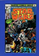 STAR WARS #2 NM- 9.2 HIGH GRADE BRONZE AGE MARVEL (REPRINT)