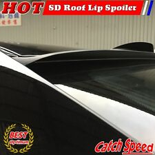 Painted SD Type Rear Roof Spoiler Wing For Cadillac CTS-V Sedan 2009~2015