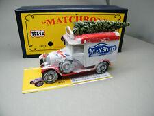 Matchbox MoY Code 2 YGL-43 Morris Moyshop Weihnachten blaue Box 1 von 18 (b)