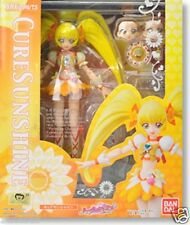 Used Bandai S.H.Figuarts Pretty Cure Cure Sunshine Pre-Painted