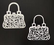 Artigianato Di Metallo Dettaglio in Pizzo Borsetta Handbag DIE Cutter