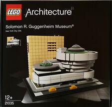 Lego 21035 Architecture Museo Solomon R Guggenheim