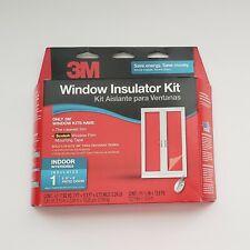 """3M Window Insulator Kit for 6' 8"""" x 9' Patio Door Indoor Insulation - NEW"""