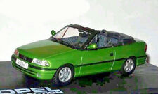 Opel / Vauxhall Astra F convertible cabriolet 1992-1998 in Green 1/43rd Scale