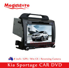 "8"" Car DVD Multimedia GPS Nav for KIA SPORTAGE 2010-2015"