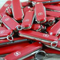 Lot of 5  Victorinox Classic SD Keychain Swiss Army Knife Great 4 EDC/Bugout Bag