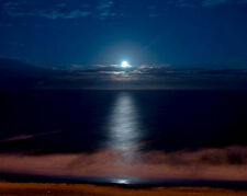 NATURAL SOUNDS THE OCEAN SEA AT NIGHT RELAXATION CHILL OUT MEDITATE RELAX
