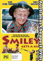 Smiley Gets A Gun DVD NEW, FREE POSTAGE WITHIN AUSTRALIA REGION 4