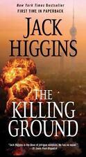 The Killing Ground, Jack Higgins,0425224457, Book, Good