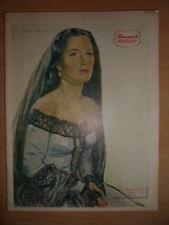 FILMPOST MAGAZIN 9/1948 Martha Eggerth Patricia Roc Marika Rökk Ilse Werner