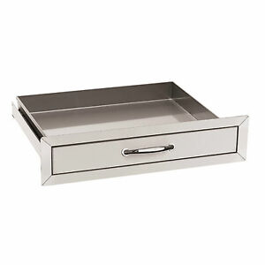 STG Excalibur Premier 25-in. Stainless Steel Utility Drawer Model# STGUD-1