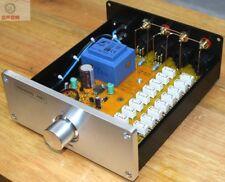 High precision 0.1% version Relay volume controller/Balance preamp    L6-10