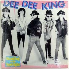 """Standing In The Spotlight"" DEE DEE KING (Ramone) Orig 1st Press 1989 LP NM"