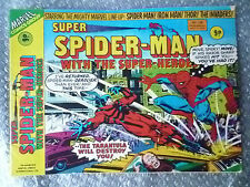 Cartoon Characters US Bronze Age Spider-Man Comics