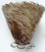 Vintage Murano Glass Objet D'Art