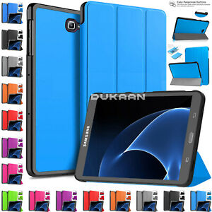 Leather Magnetic Smart Case Cover for Samsung Galaxy Tab A6 10.1 SM-T580 SM-T585