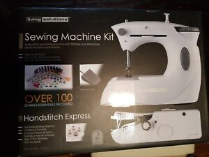 LIVING SOLUTIONS SEWING MACHINE KIT HANDSTITCH EXPRESS NIB