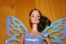 2000 Flying Butterfly Teresa Barbie-Used-Sold As Is-No Shoes