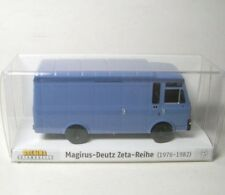 Magirus 90 D6 SCATOLA (Colomba blu) 1976-1982