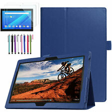 """Folio Stand Cover Case For Lenovo Tab E7/ E8/ E10/ M10/ P10 7"""" 8"""" 10.1"""" Tablet"""