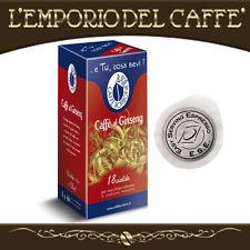 Caffè Borbone 72 Cialde carta Ese 44mm Caffe al Ginseng - 100% Originale