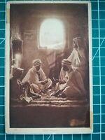 HH058 CPA BE PHOTO Algérie animée circa 1900 - Café Maure