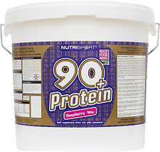 NUTRISPORT 90+ WHEY PROTEIN | LOW CARB | ALL FLAVOURS & SIZES | 908G |2.5KG| 5KG
