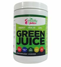 GREEN JUICE by HealthyByJuice, Great Tasting SUPER-FOOD Green Juice 41% Off