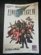 Final Fantasy VII guide officiel