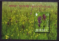 2003 Jersey. Wild Orchids MS1098 MNH